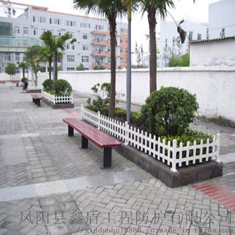 河南南阳绿化带护栏围栏 栅栏 塑钢 锌钢762963622