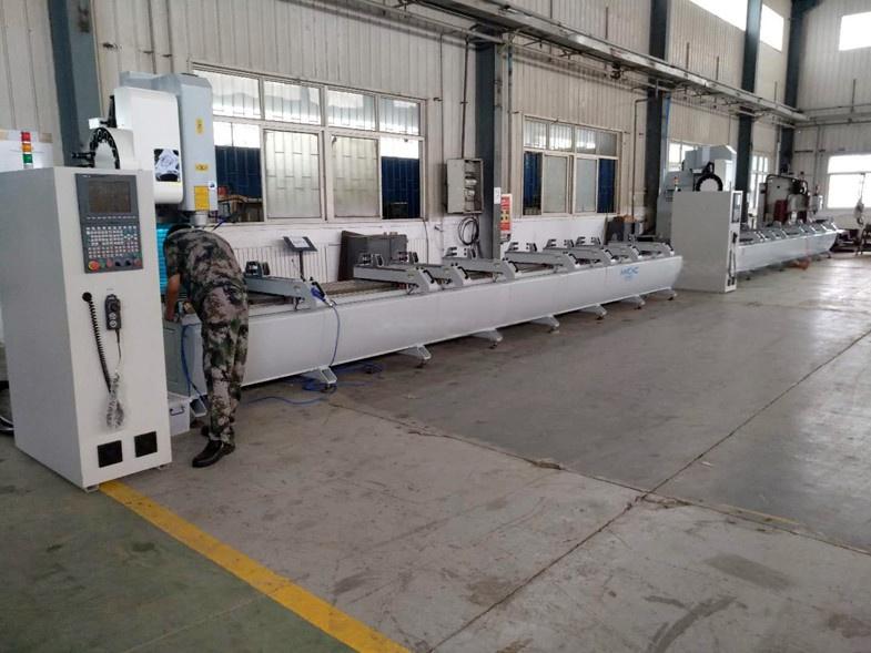 【廠家直銷】明美數控 工業鋁型材數控加工中心58870672