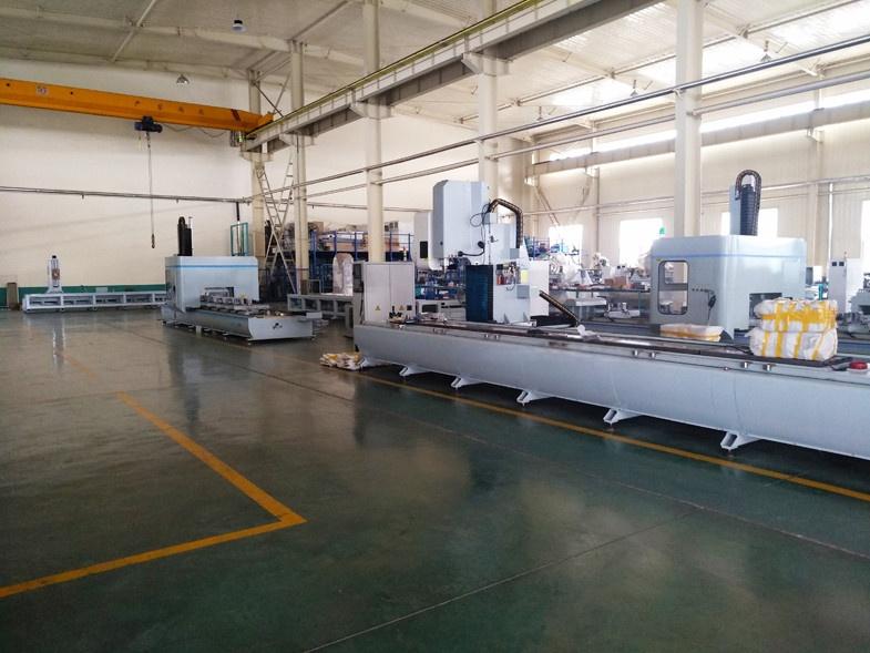 【廠家直銷】明美數控 工業鋁型材數控加工中心58870662