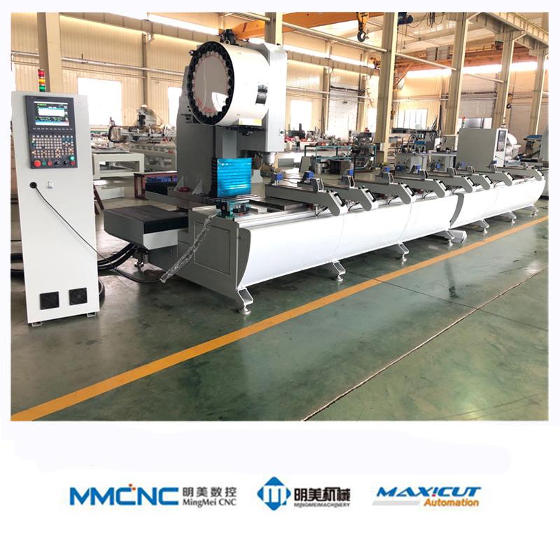 【廠家直銷】明美數控 工業鋁型材數控加工中心762743952