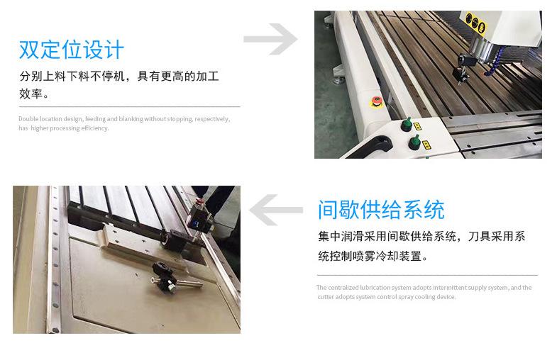 【廠家直銷】明美數控 工業鋁型材數控加工中心58870922