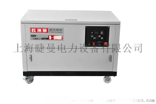 12千瓦靜音汽油發電機工程車載59565932