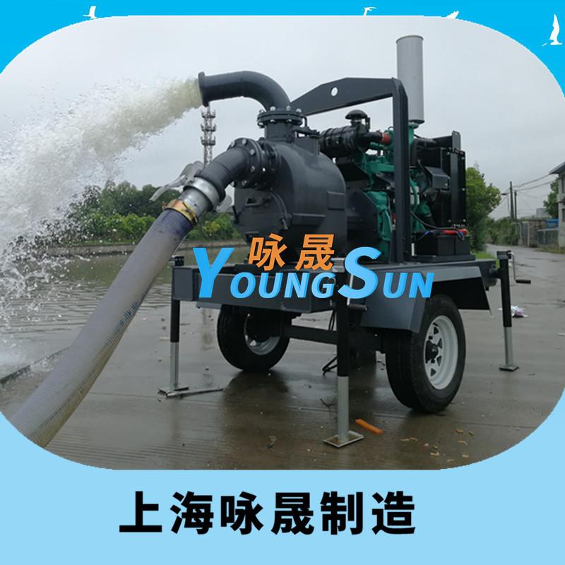 6寸柴油水泵