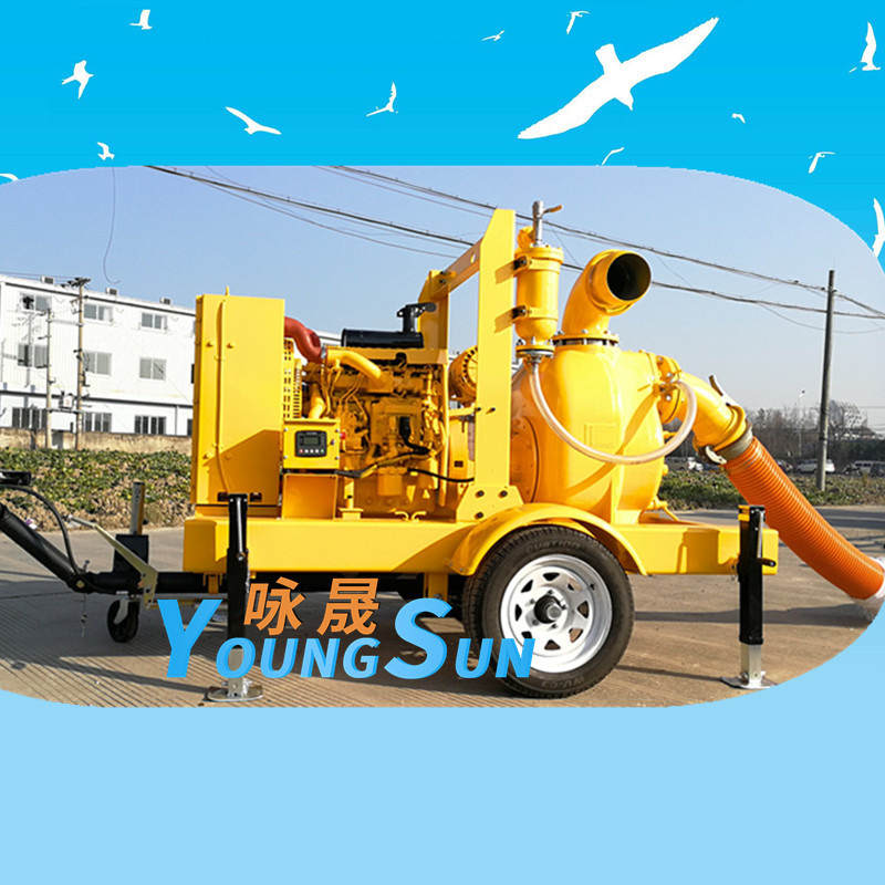 600立方柴油水泵机组