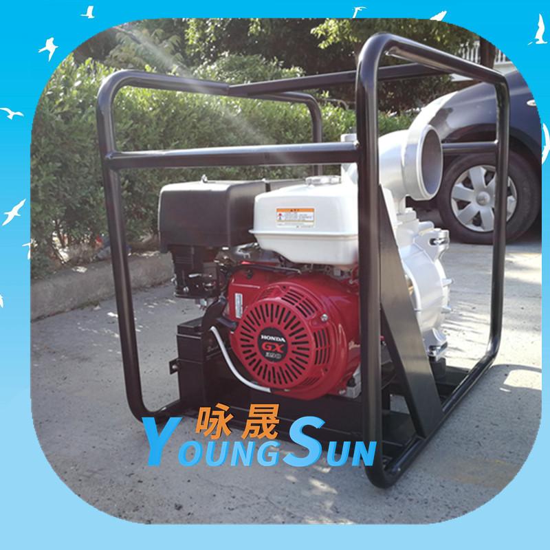 6寸移动泵车