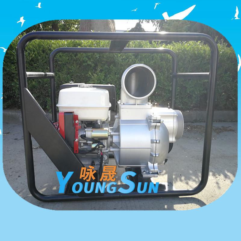 6寸汽油水泵机组