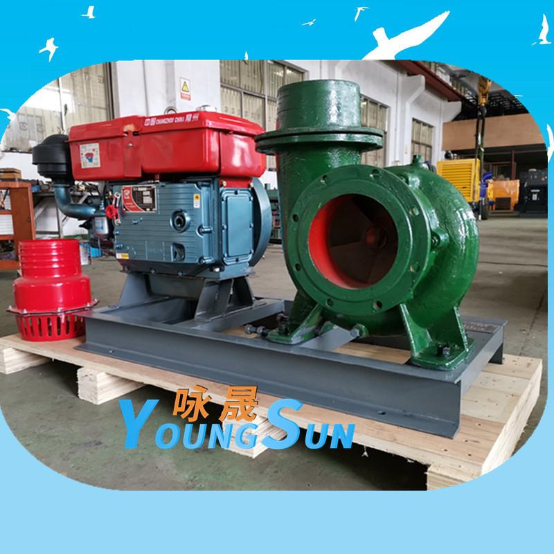 12寸柴油机水泵机组