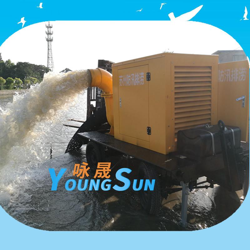 12寸柴油机应急泵