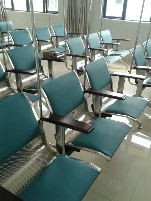 不锈钢医用输液椅、三人输液椅、单人豪华输液椅14485875