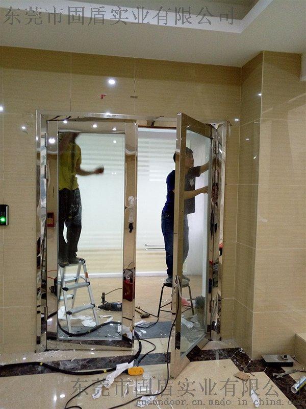 无指纹不锈钢  玻璃防火门耐用性能强772148575