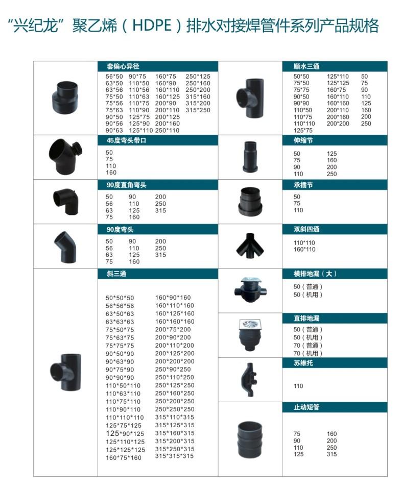HDPE对接焊管件系列产品规格.JPG