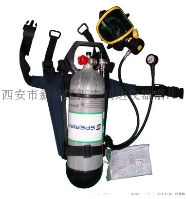 西安正压式空气呼吸器18992812668774802025