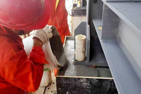 CGM+高強無收縮灌漿料+設備基礎灌漿.jpg