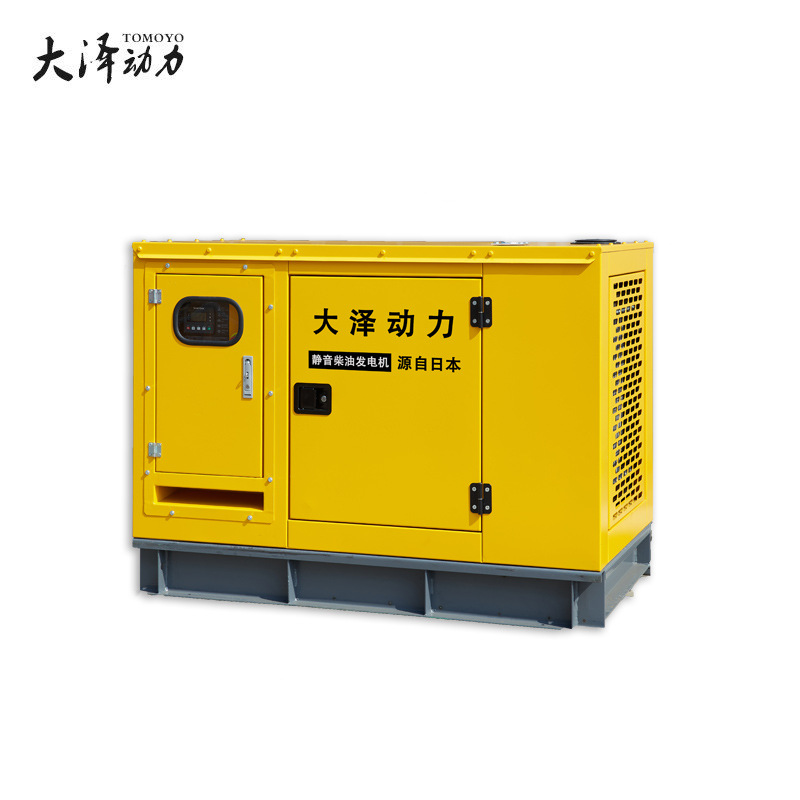 40-120KW小型柴油发电机2