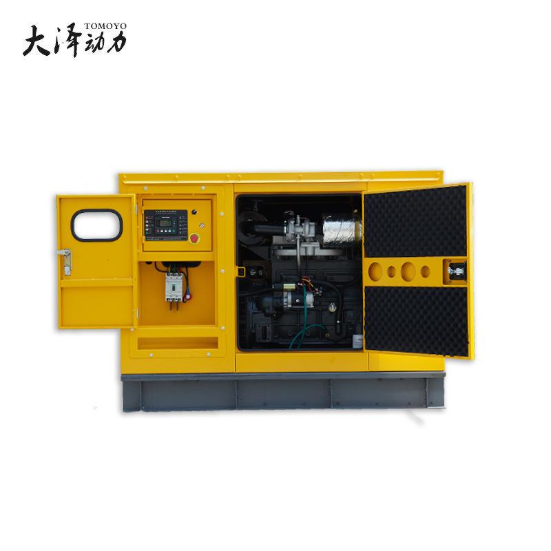 40-120KW小型柴油发电机4