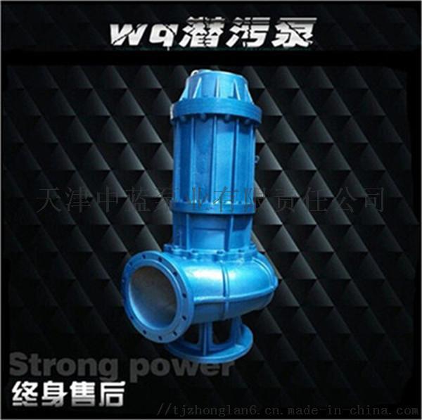 市政污水处理厂JYWQ搅匀式污水泵782175932