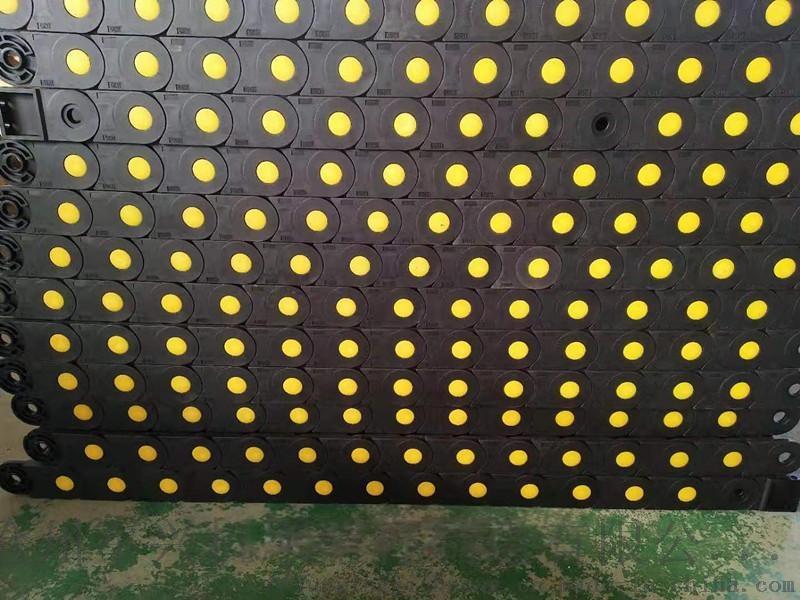 河北塑料拖链增强尼龙拖链工程拖链坦克链生产厂家价781886892