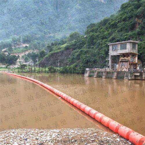 河道拦渣网湖筒拦截漂浮物设备厂家772812642