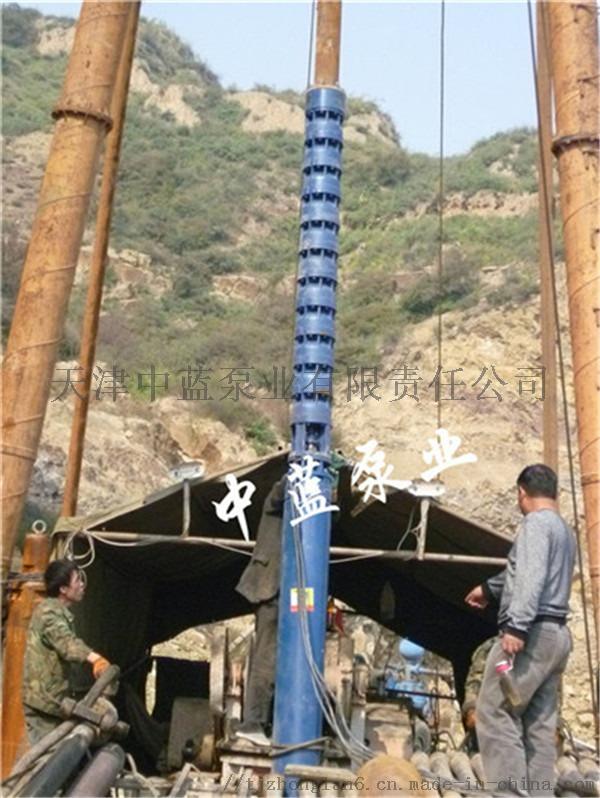 厂家推荐QJ深井潜水泵结构原理783786232