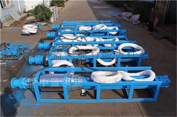 多级环保QK卧式深井矿用潜水泵推荐现货785532662