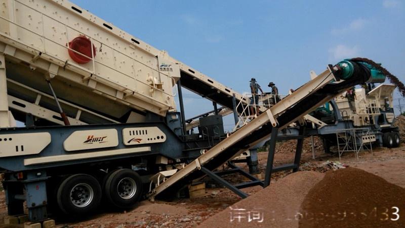 新疆移动式破碎机型号分类 碎石机厂家供应75685662