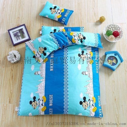 河南郑州幼儿园被子 儿童被套枕头垫被幼儿园床上用品787420202