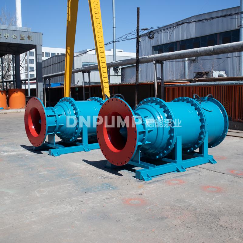 山東下吸式軸流泵農田灌溉75420052