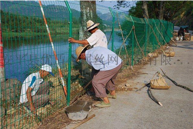 农庄鱼塘护栏网 湖南1.8*3米一片安全护栏44307692