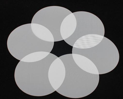 激光超声波切割 过滤方片 食品级尼龙网水过滤圆片791417942