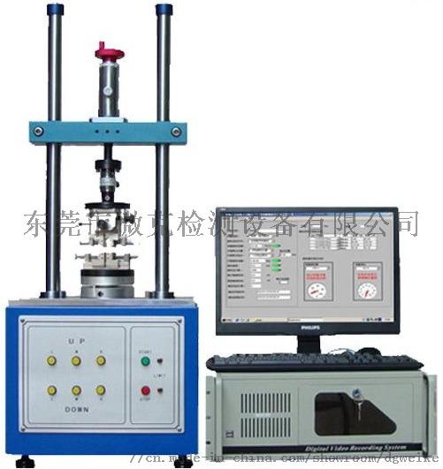 连接器端子接插件插拔力试验机793090732