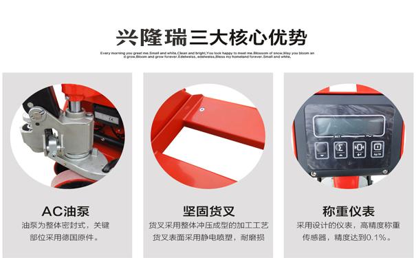 瀋陽電子秤搬運車廠家直銷2噸可列印-瀋陽興隆瑞76282582