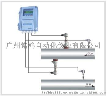 中央空调计费流量计 超声波能冷热量表计量装置794021852