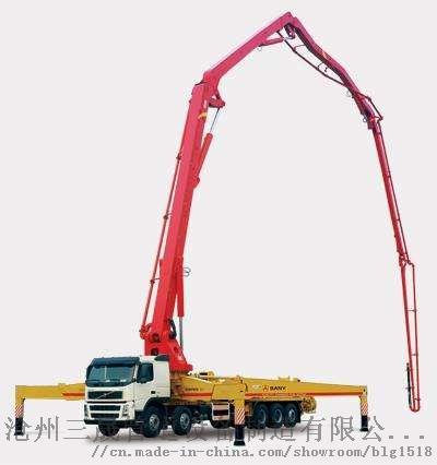 三一泵车泵管 天泵臂架管 泵车砼泵管792273622