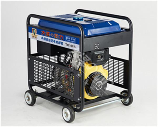帶電源的190A柴油發電電焊機83672532