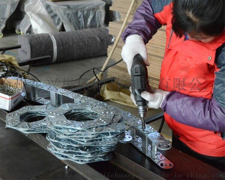 防锈镀锌/镀铬/304/316材质钢铝钢制拖链定制82513322