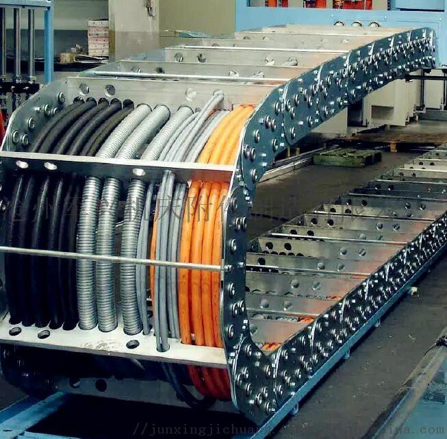 防锈镀锌/镀铬/304/316材质钢铝钢制拖链定制82512172
