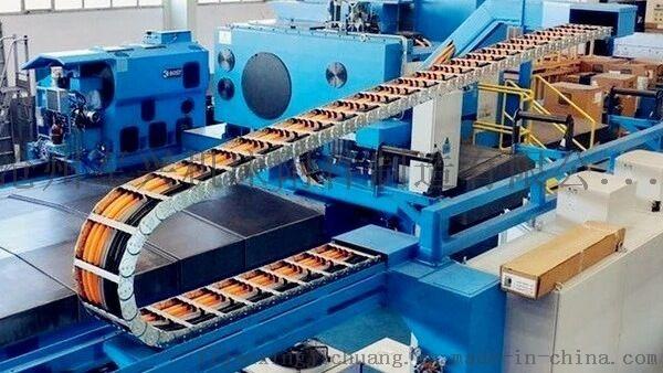 防锈镀锌/镀铬/304/316材质钢铝钢制拖链定制82512152