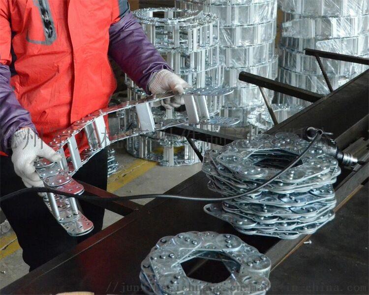 防锈镀锌/镀铬/304/316材质钢铝钢制拖链定制82513212