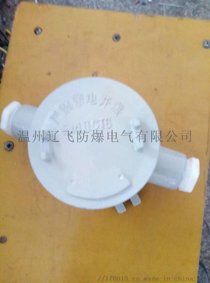 DN25铸铝防爆过线盒799758642