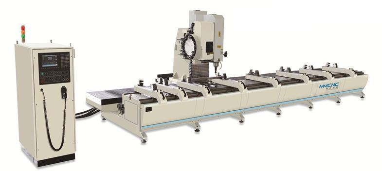 【廠家直銷】明美數控 工業鋁型材數控加工中心58870442