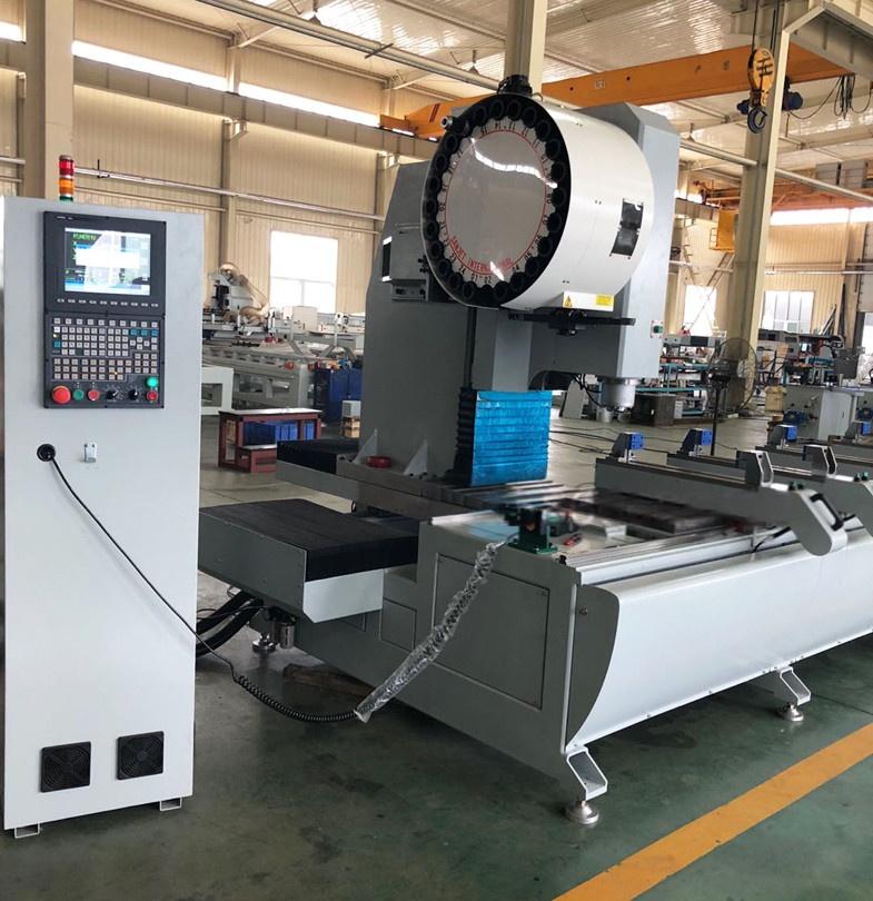 【廠家直銷】明美數控 工業鋁型材數控加工中心58870692
