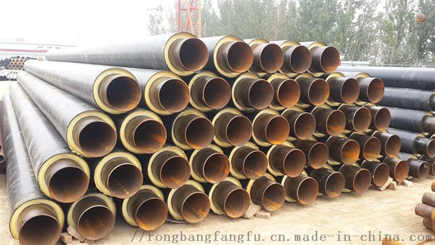 河北预制直埋保温管,聚氨酯保温管798956332