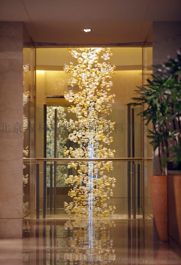 別墅躍層客廳水晶吊燈801851292