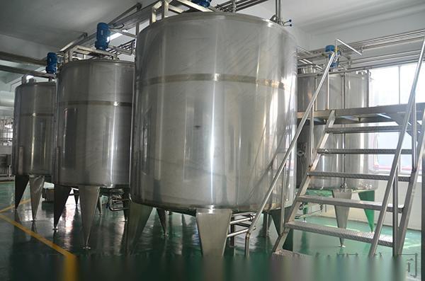 (实力厂家)粗粮饮料加工设备 中型谷物饮料生产机器90420212
