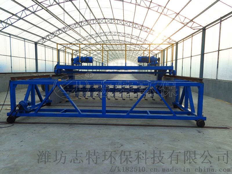 有机肥翻抛机、有机肥发酵设备90862232