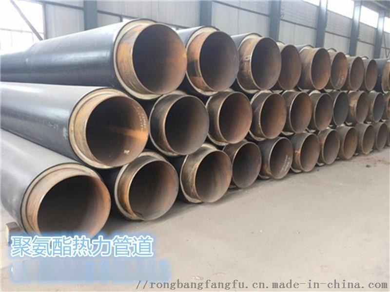 优质钢套钢保温管,预制钢套钢保温管道89320102