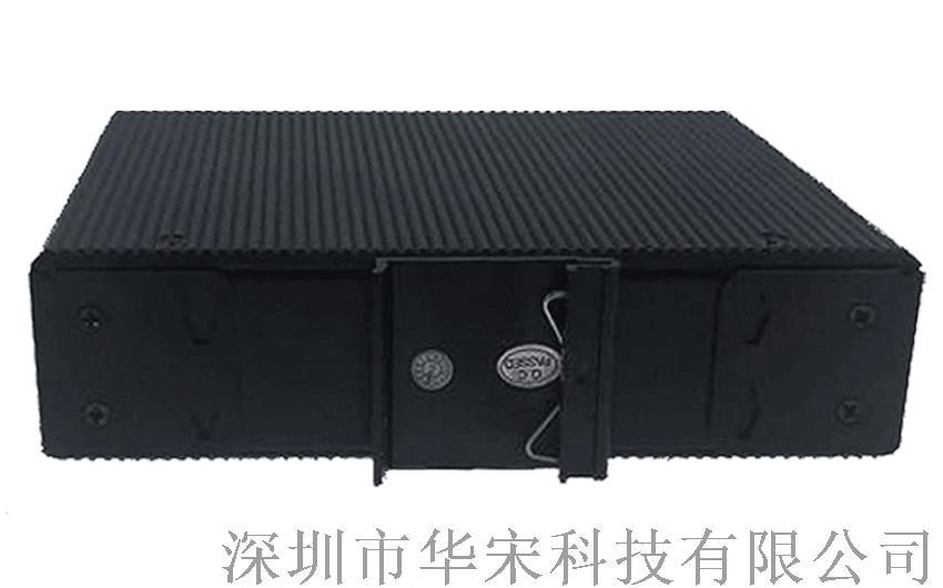 工业级千兆2光8电环网交换机安防监控光纤交换机91501245