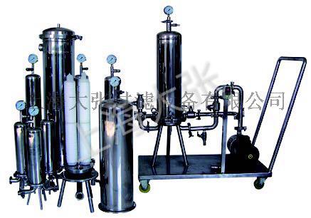大张精密过滤器 滤芯过滤器 污水处理 全自动过滤器78985105
