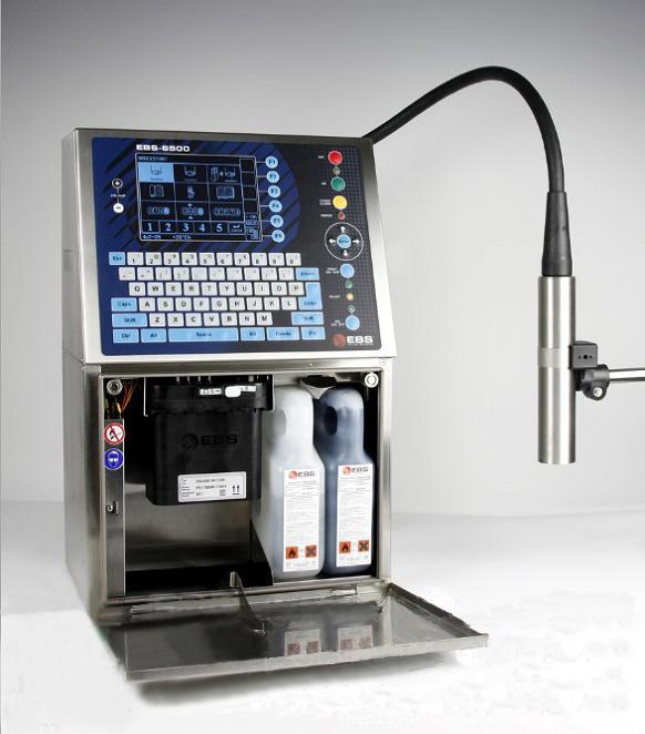 恩平小型喷码机配有触摸屏幕使用非常方便88201085