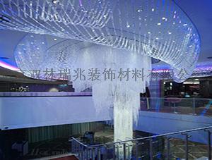 別墅酒店中空大吊燈大堂奢華水晶燈製作806697842